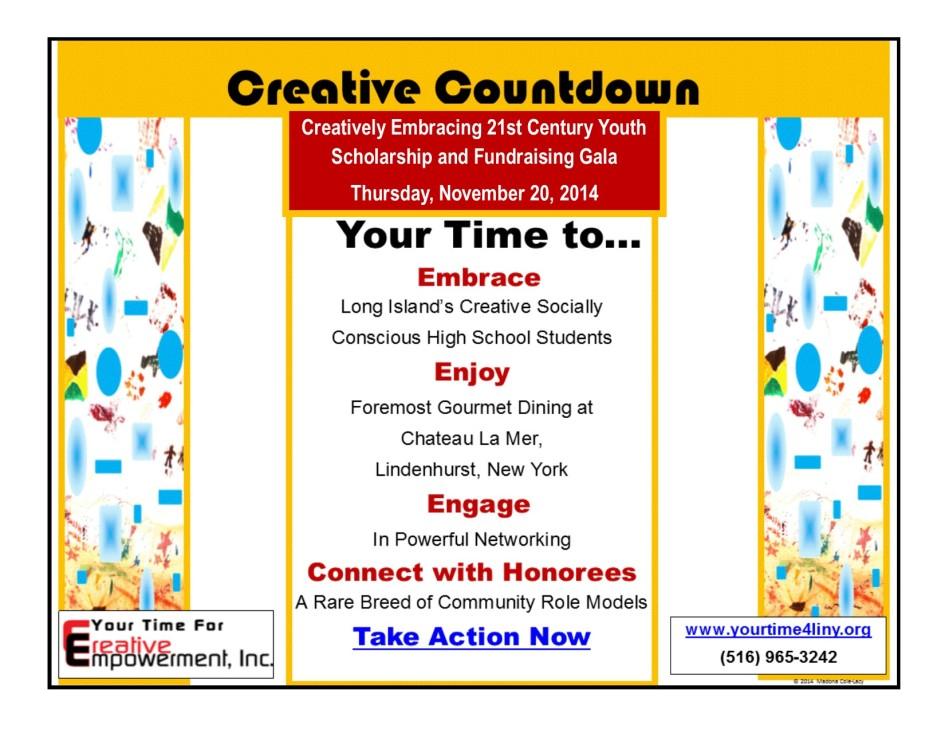creative countdown