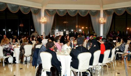 Guests at Creatively Embracing 21st Century Youth Gala
